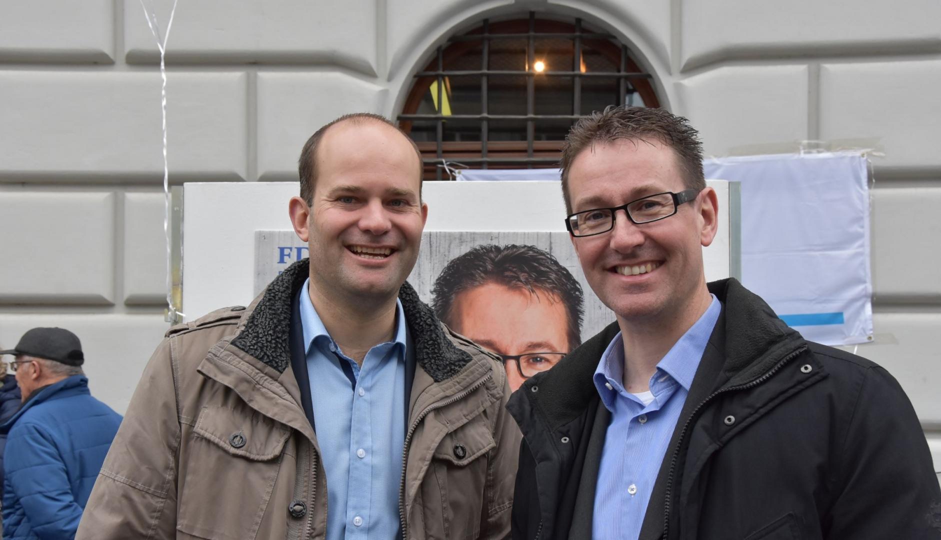 Polit-Chilbi im Städtli Willisau