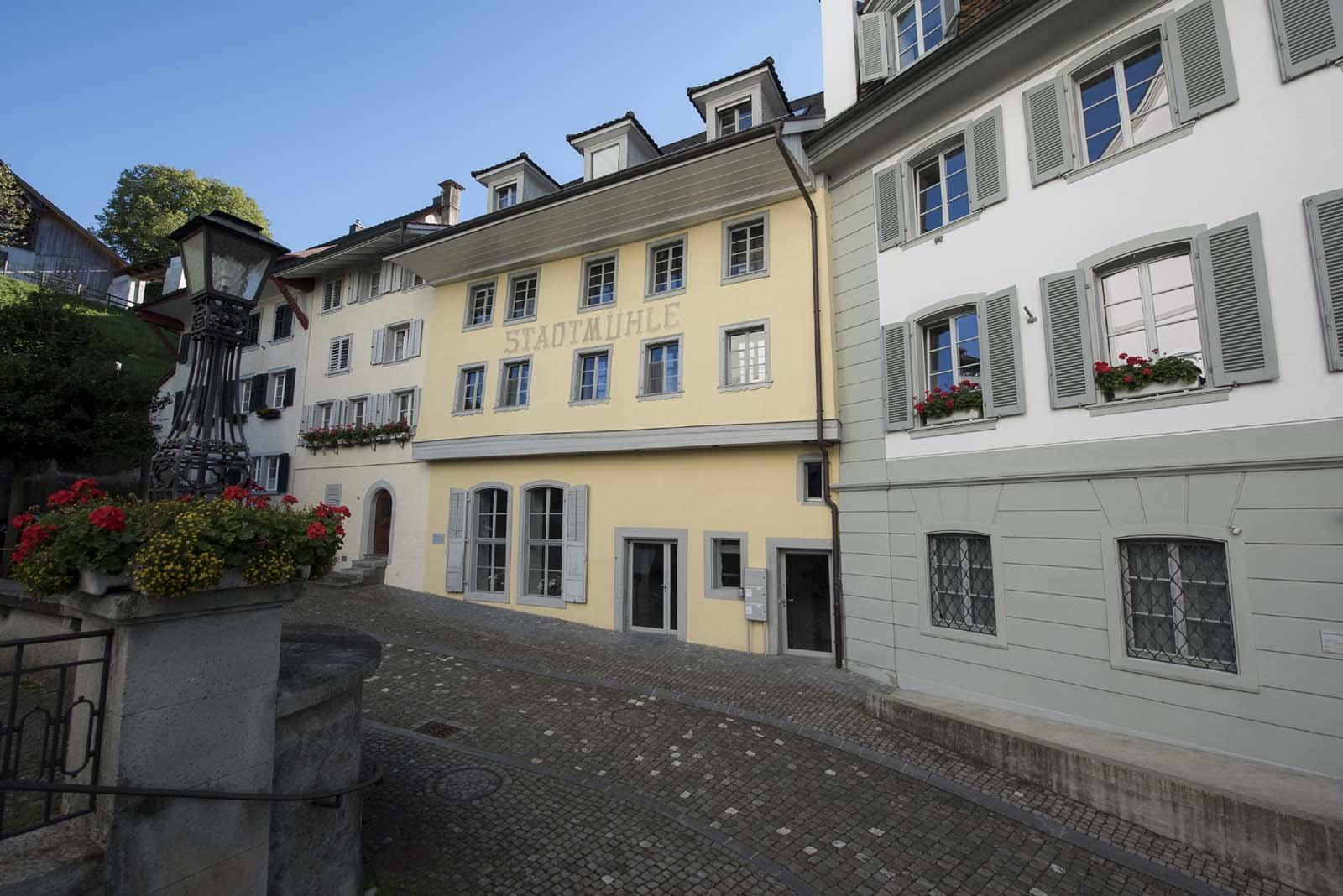 Stadtmühle Willisau